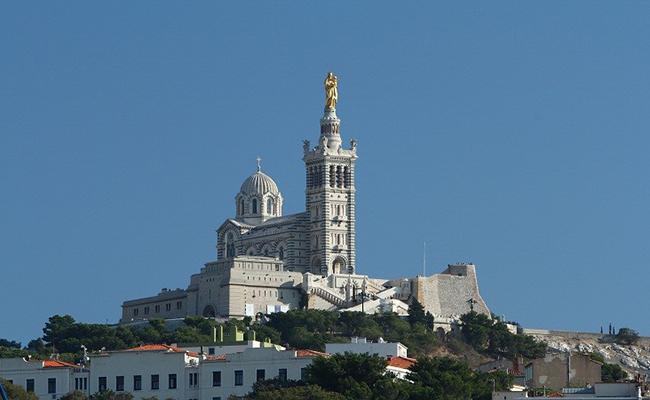 Nhà thờ Notre Dame de la Garde