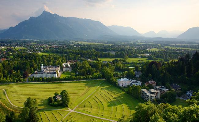 Những điểm du lịch ở Salzburg bạn không thể bỏ qua