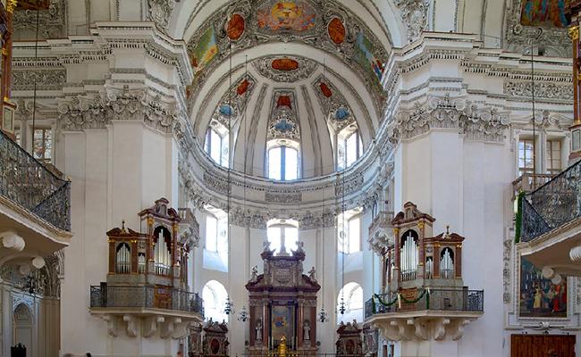 Nhà thờ Salzburg