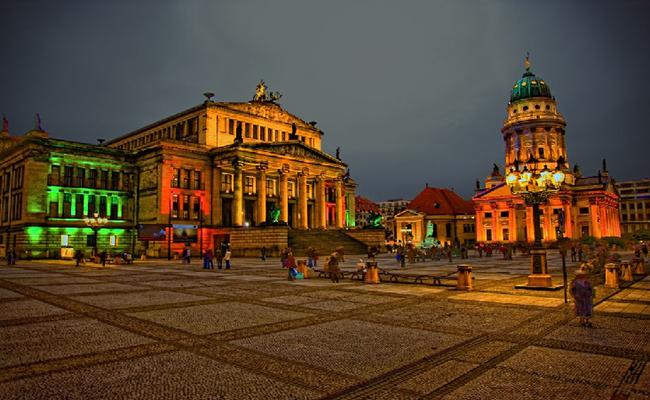 Quảng trường Gendarmenmarkt