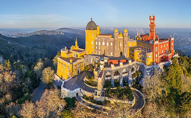 Sintra - thành phố cung điện của Bồ Đào Nha