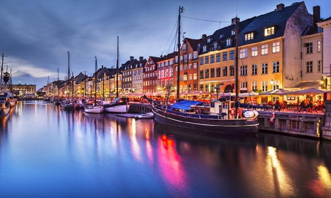 Những địa điểm du lịch Copenhagen thu hút khách du lịch