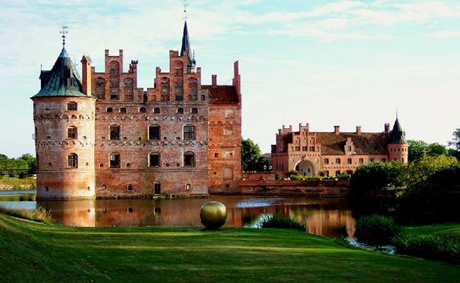 Khám phá điểm du lịch ở Đan Mạch nơi hạnh phúc nhất thế giới