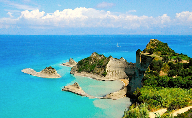 Địa điểm du lịch Hy Lạp thiên đường du lịch Châu Âu