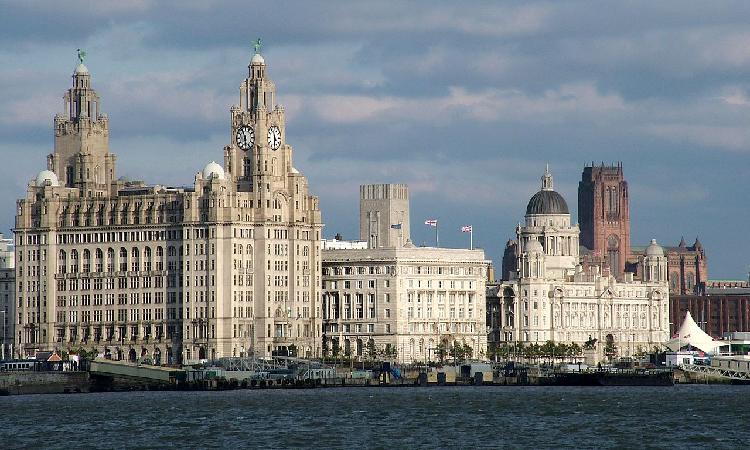 Tòa nhà Cunard và Tòa nhà Royal Liver
