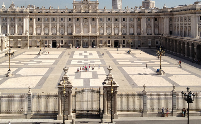 Royal Palace (Palacio Real De Madrid)