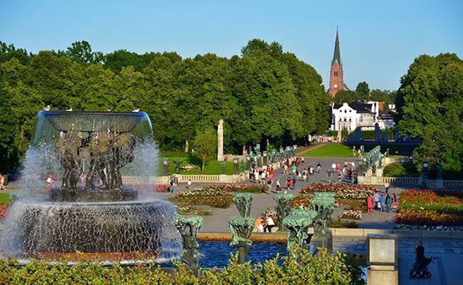 Những địa điểm du lịch ở Na Uy bạn không thể bỏ qua