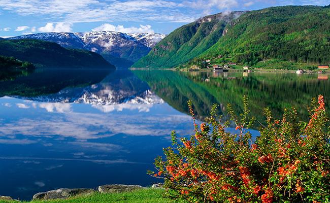 Miền Đông Na Uy
