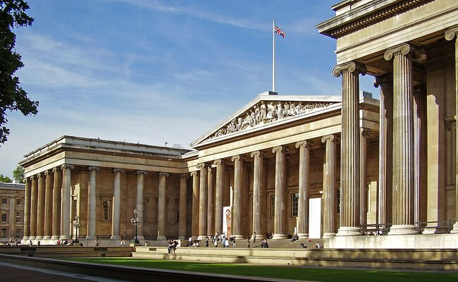 địa điểm du lịch ở luân đôn - bảo tàng anh