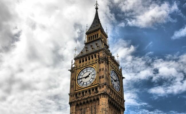 địa điểm du lịch ở luân đôn - big ben