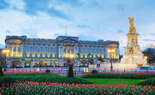 địa điểm du lịch ở luân đôn - cung điện buckingham