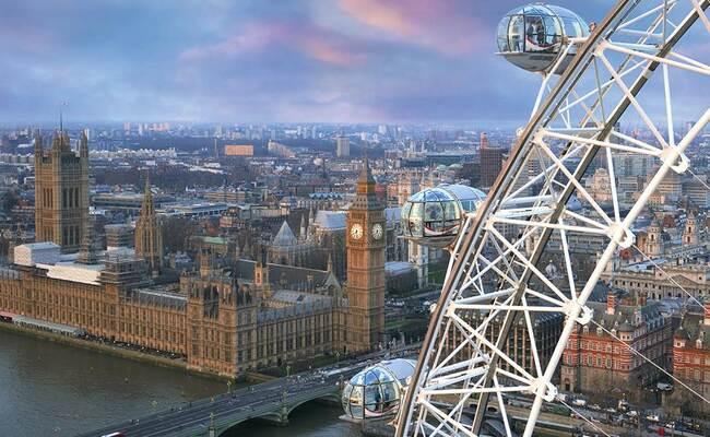 địa điểm du lịch ở luân đôn - london eyes