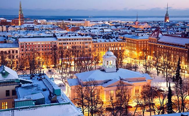 Những địa điểm du lịch Phần Lan hấp dẫn khách du lịch