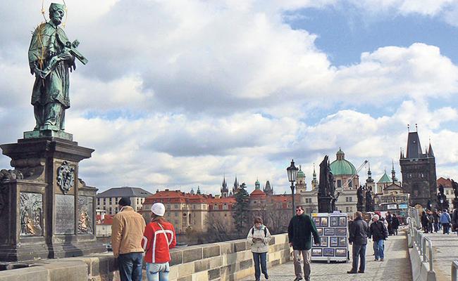 Các địa điểm du lịch Praha thú vị nhất không thể bỏ qua