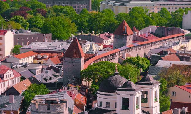 Thị trấn Banska Stiavnica