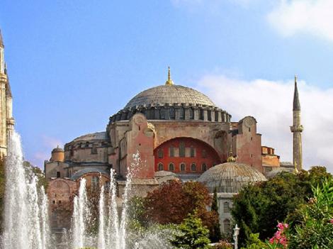 Những địa điểm du lịch ưa thích tại Istanbul