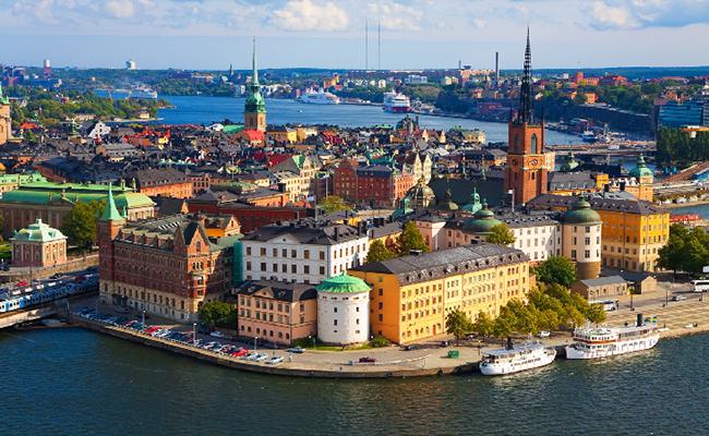 Kinh nghiệm du lịch Stockholm giá rẻ nhất cập nhật thường xuyên