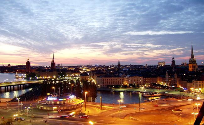 Các điểm tham quan tại Stockholm