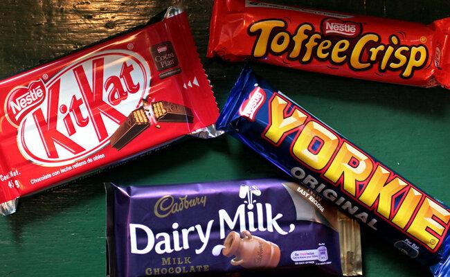 du lịch anh quốc mua gì làm quà - kẹo socola