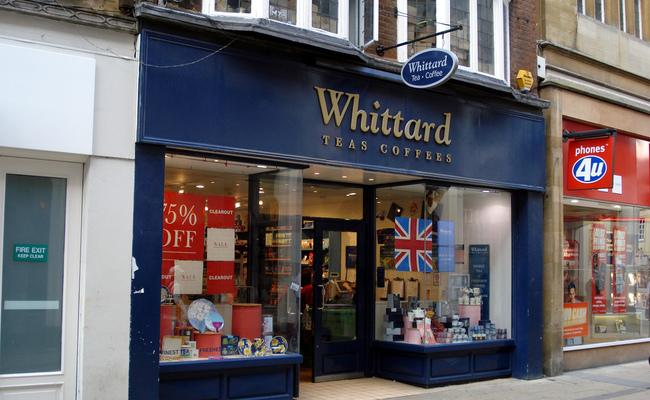 du lịch anh quốc nên mua gì - trà whittard
