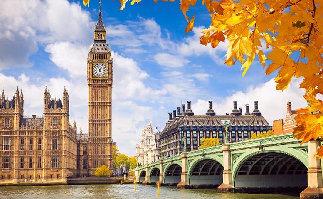 Du lịch Anh Quốc cần bao nhiêu tiền cho một chuyến đi ?