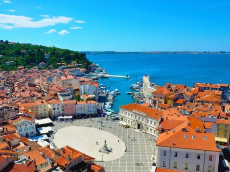 Địa điểm du lịch Slovenia hấp dẫn khách du lịch