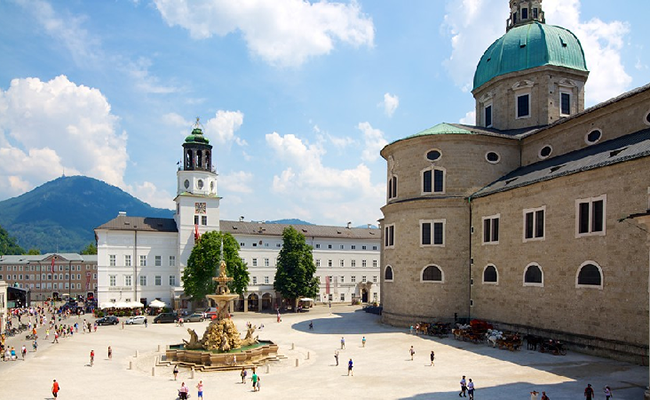 Kinh nghiệm du lịch Salzburg giá rẻ chi tiết cho người lần đầu