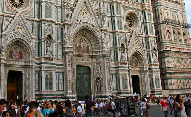 Những điểm đến khi du lịch ở Florence
