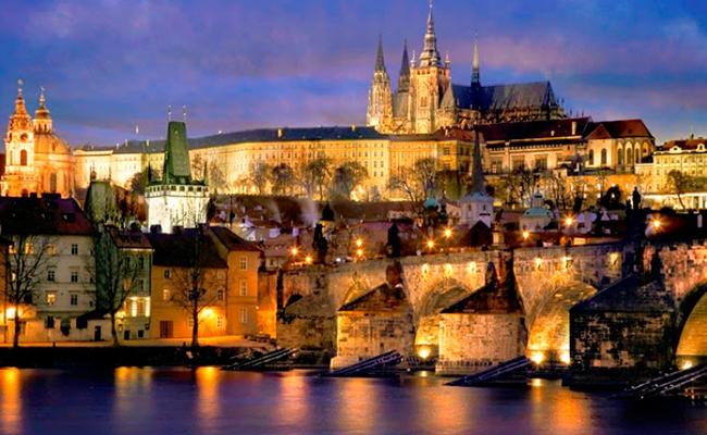 Các điểm tham quan ở Praha