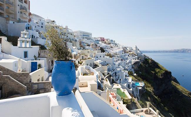 Kinh nghiệm du lịch Santorini giá rẻ chi tiết nhất