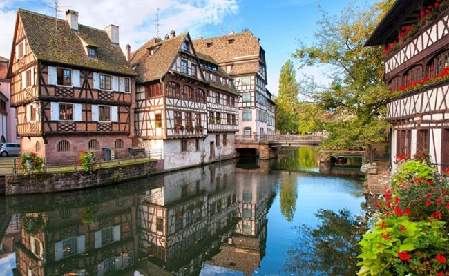 Kinh nghiệm du lịch Strasbourg giá rẻ chi tiết từ A tới Z