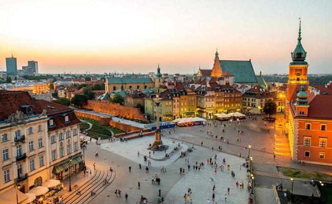 Kinh nghiệm xin visa du lịch Ba Lan