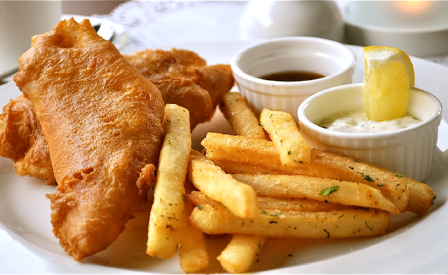 Fish And Chips: