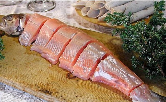 Rakfish – Cá thối