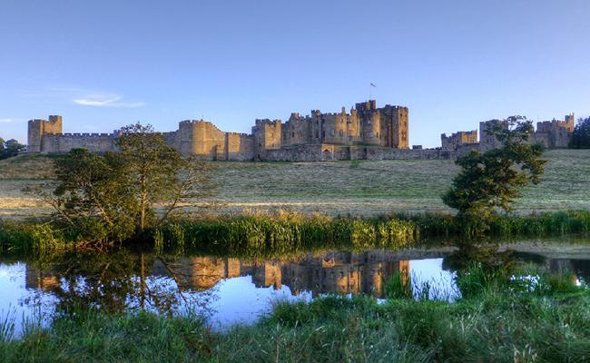Những lâu đài nổi tiếng ở Anh bạn nên ghé thăm