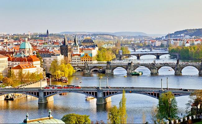 5 thủ đô xinh đẹp tại Đông Âu