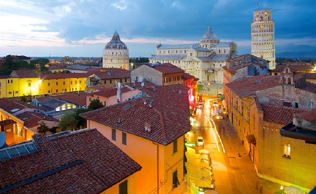 Các chi phí phổ biến bạn nên biết khi đến Pisa