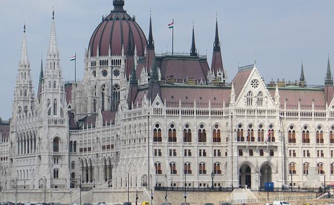Nhà Quốc hội Budapest