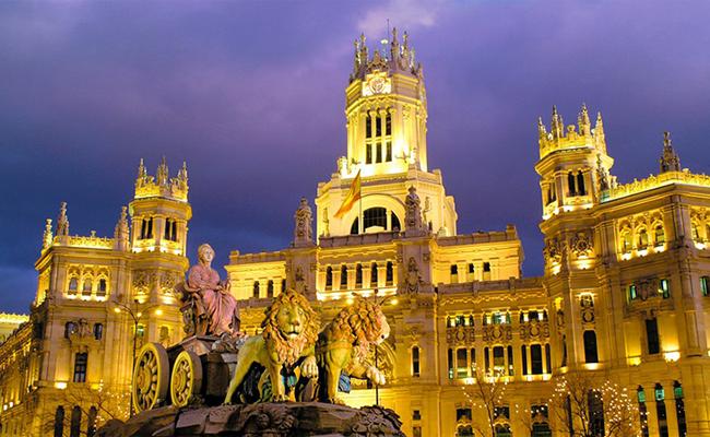 Chi phí bạn nên biết khi đến thành phố Madrid