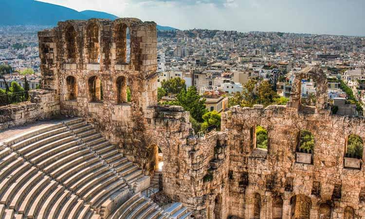 Chi phí du lịch Athens