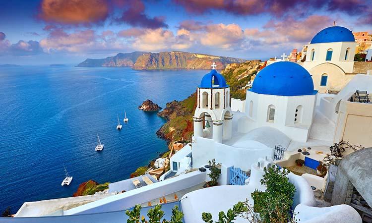 Chi phí du lịch Santorini