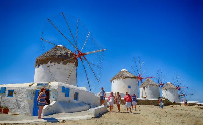Các chi phí phổ biến khi du lịch Mykonos