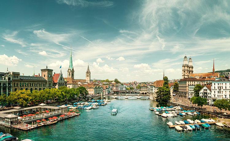 Những chi phí cần thiết bạn nên biết khi đến Zurich