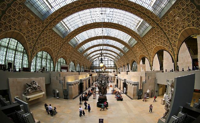 Khám phá vẻ đẹp lộng lẫy của bảo tàng Orsay