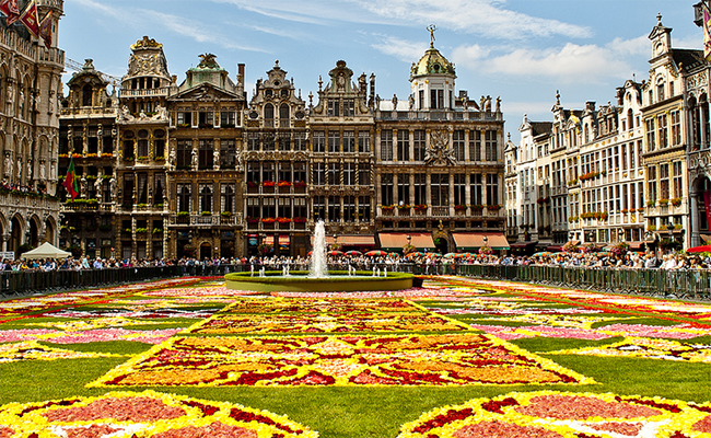 Các chi phí cần thiết bạn nên biết khi đến Brussels