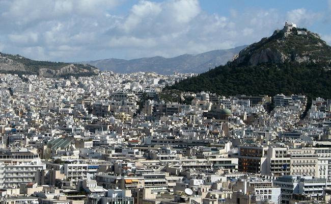 Đỉnh núi Lycabettus