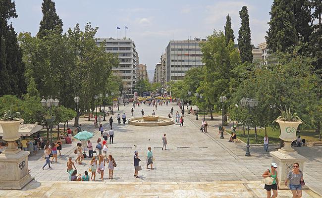 Quảng trường Syntagma