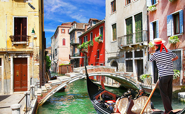Venice,Ý