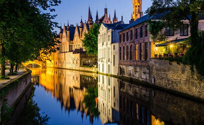 Bruges,nước Bỉ
