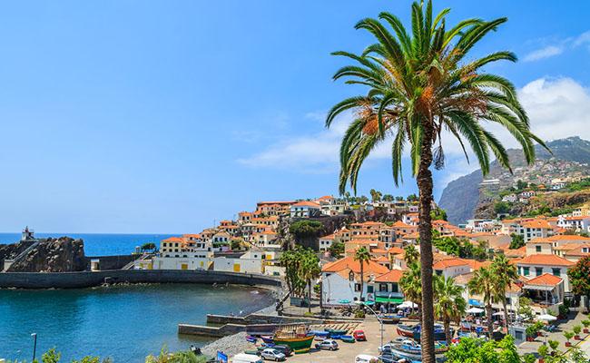 Madeira,Bồ Đào Nha